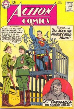 Action Comics # 248