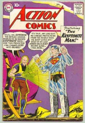 Action Comics # 249