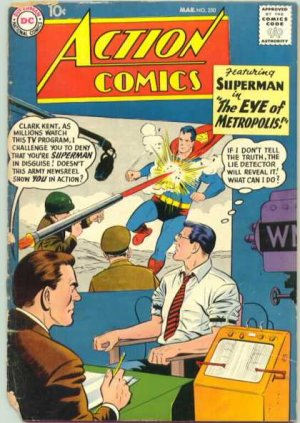 Action Comics # 250