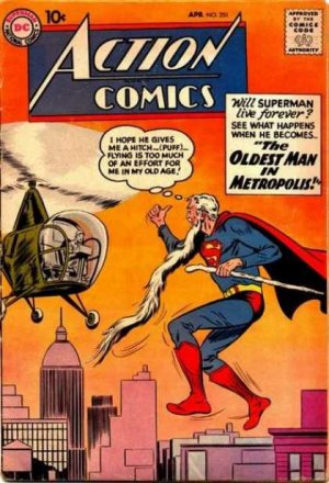 Action Comics # 251