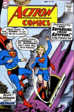 Action Comics # 252 Issues V1 (1938 - 2011)