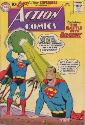 Action Comics # 254
