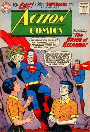 Action Comics # 255