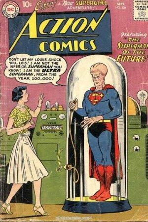 Action Comics # 256