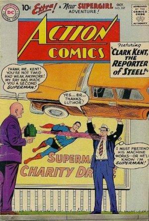 Action Comics # 257