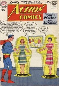 Action Comics # 259