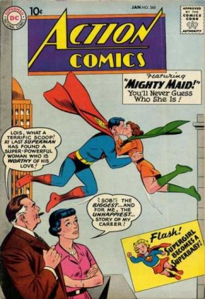 Action Comics # 260
