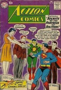 Action Comics # 261