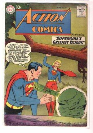Action Comics # 262