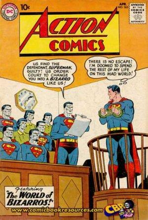 Action Comics # 263