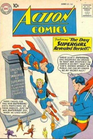 Action Comics # 265