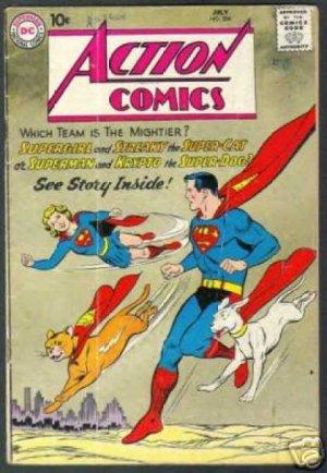 Action Comics # 266
