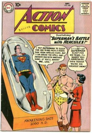 Action Comics # 268