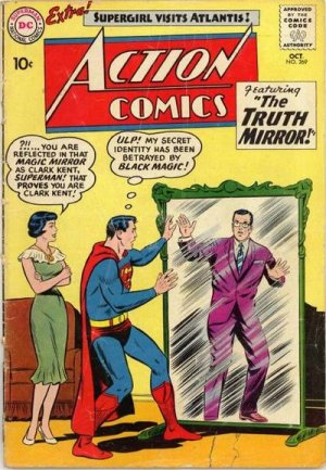 Action Comics # 269