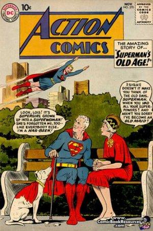 Action Comics # 270