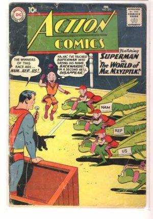 Action Comics # 273