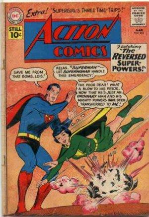 Action Comics # 274