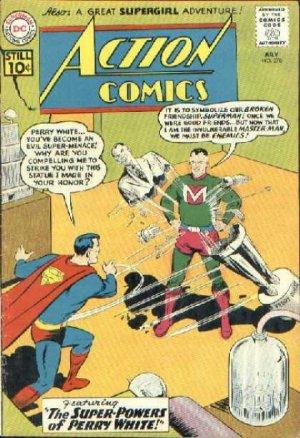 Action Comics # 278