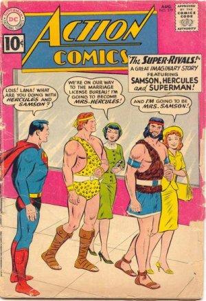 Action Comics # 279