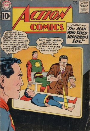 Action Comics # 281