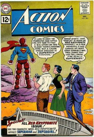 Action Comics # 283