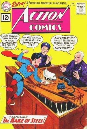 Action Comics # 284