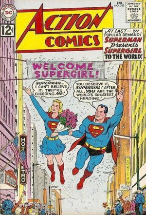 Action Comics # 285 Issues V1 (1938 - 2011)