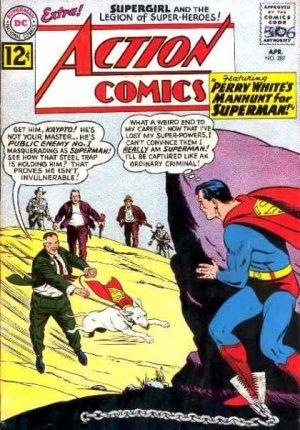 Action Comics # 287 Issues V1 (1938 - 2011)