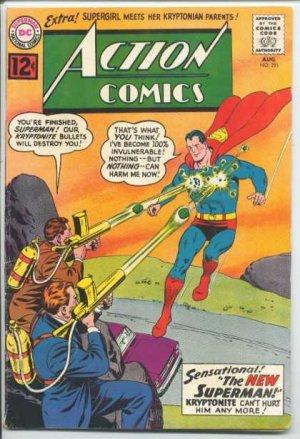 Action Comics # 291