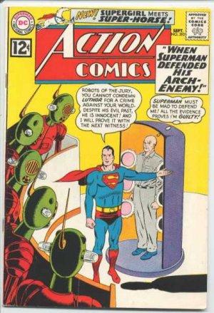 Action Comics # 292