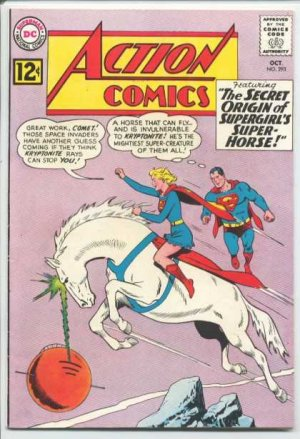 Action Comics # 293