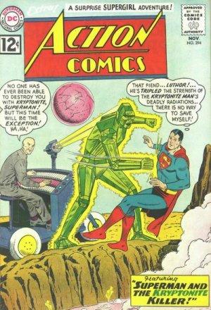 Action Comics # 294