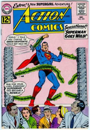 Action Comics # 295
