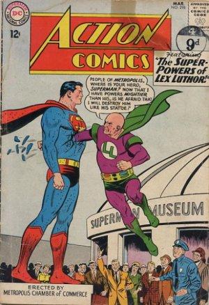 Action Comics # 298