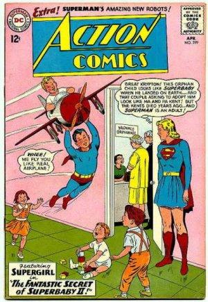 Action Comics # 299