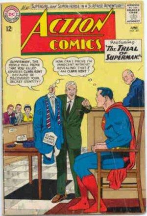 Action Comics # 301