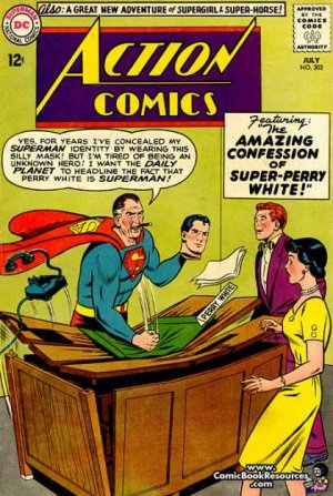 Action Comics # 302