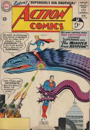 Action Comics # 303