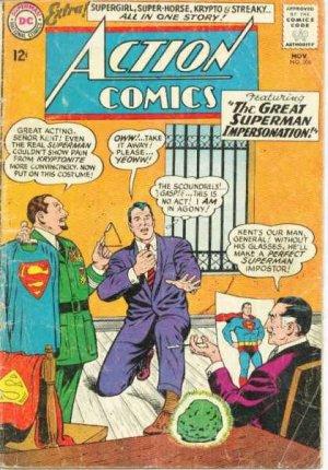 Action Comics # 306