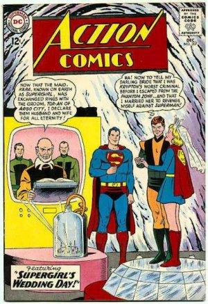 Action Comics # 307