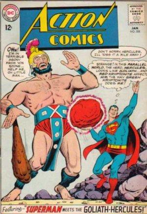 Action Comics # 308