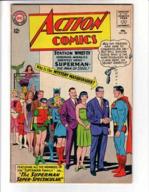 Action Comics # 309 Issues V1 (1938 - 2011)