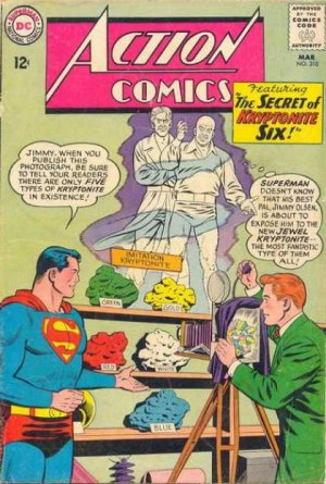 Action Comics # 310