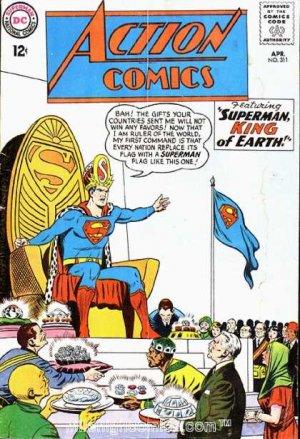 Action Comics # 311