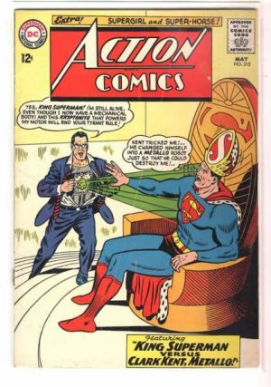 Action Comics # 312
