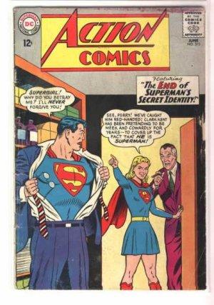 Action Comics # 313
