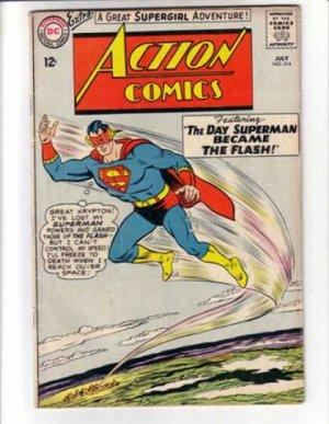 Action Comics # 314