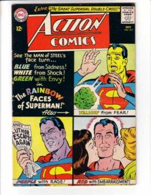 Action Comics # 317
