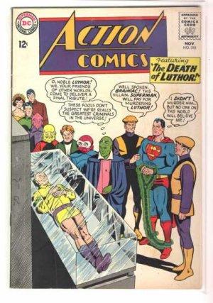 Action Comics # 318