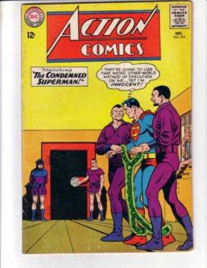 Action Comics # 319